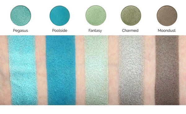 Makeup Geek Foiled Eyeshadow Pan ( Fantasy )