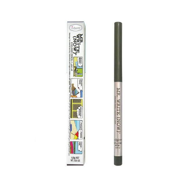 The Balm Mr. Write Eyeliner Pencil - Wayne B. Olive