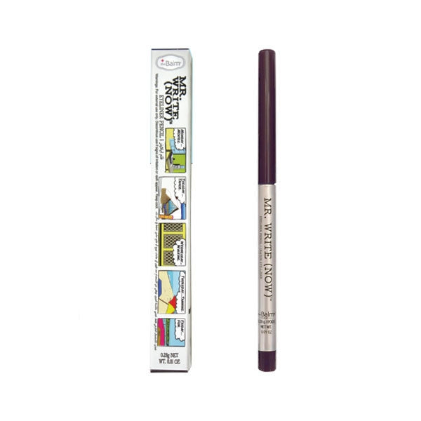 The Balm Mr. Write Eyeliner Pencil - Scott B. Bordeaux