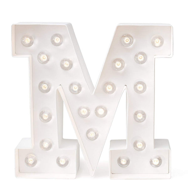 M Letter - Heidi Swapp Marquee 8""