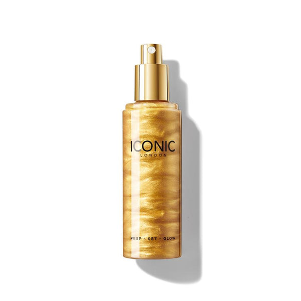 ICONIC LONDON Prep-Set-Glow - Gold ( 120ml )