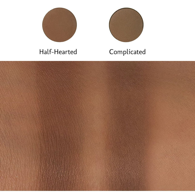 Makeup Geek Contour Powder Pan - Complicated (Cool Medium)