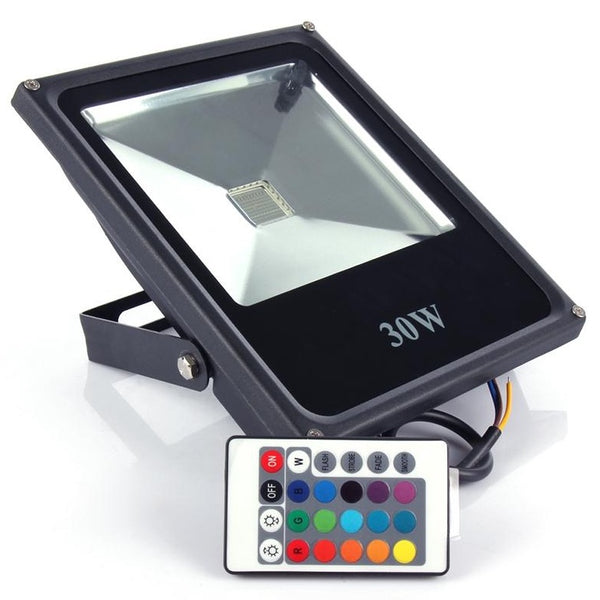 Rgb Led 30W Flood Light