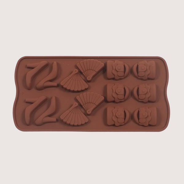 Silicone Fashion Mould Tray