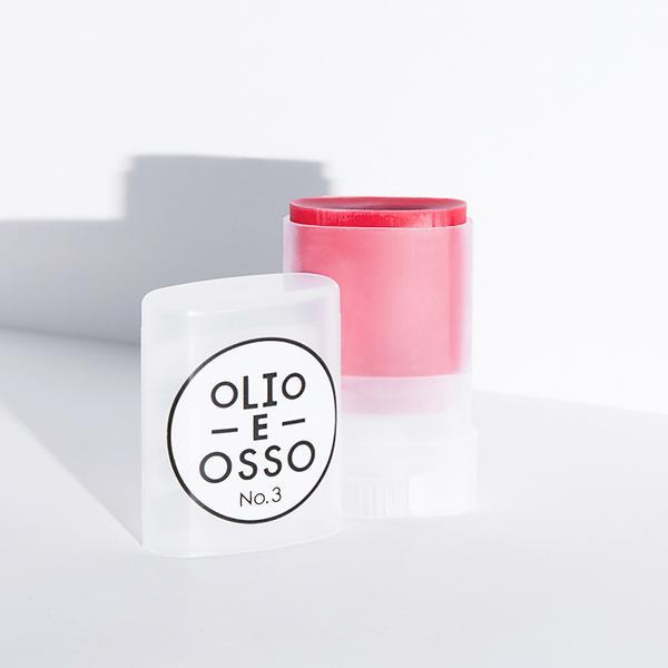 Olio E Osso - Lip and Cheek Balm - No. 3 Crimson