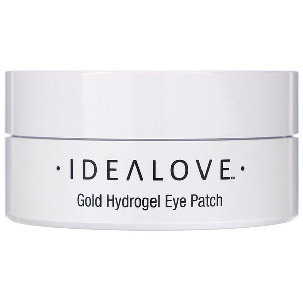 Idealove - Eye Admire Gold Hydrogel Eye Patches, 60 Patches
