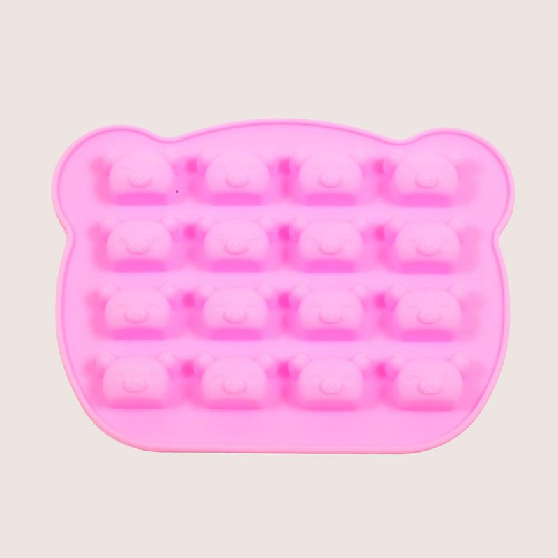 Silicone Teddy Bears Mould Tray