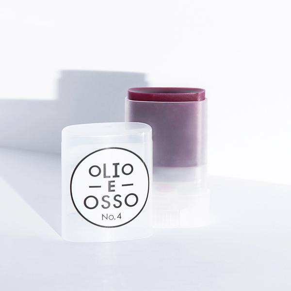 Olio E Osso - Lip and Cheek Balm - No. 4 Berry