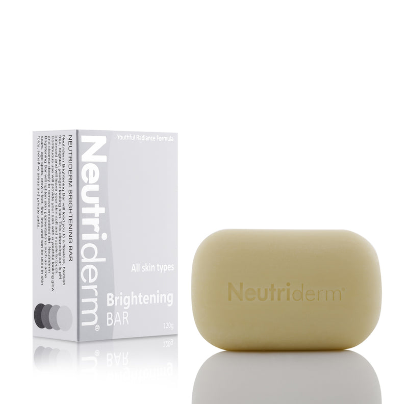 Neutriderm Brightening Soap Bar – 120g