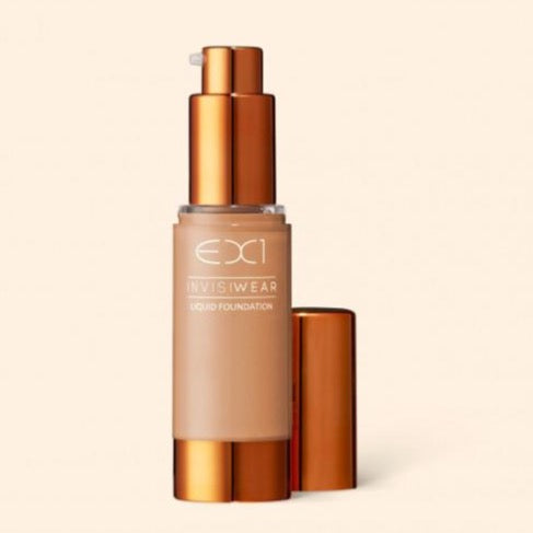 Ex1 Cosmetics - Invisiwear Liquid Foundation - 7