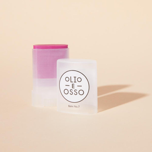 Olio E Osso - Lip and Cheek Balm - No. 7 Blush Shimmer
