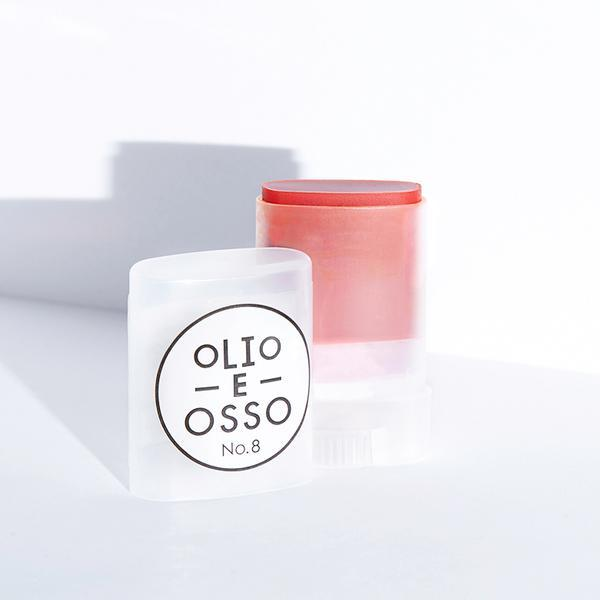 Olio E Osso - Lip and Cheek Balm - No. 8 Persimmon