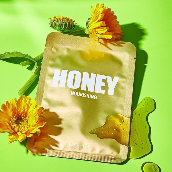 LAPCOS - Daily Skin Mask Honey - 1 Pack