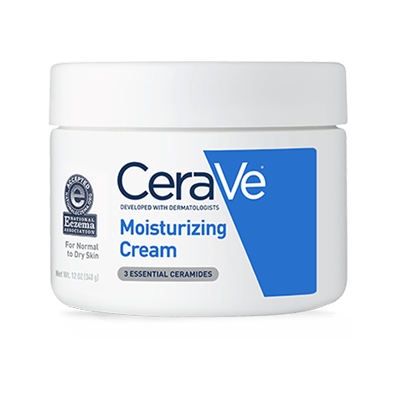 CeraVe - Moisturizing Cream, 16 oz (453 g)