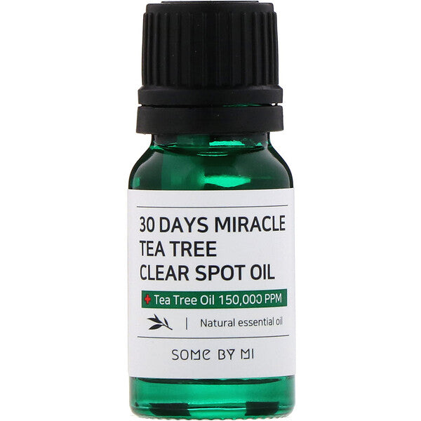 Some By Mi, 30 Days Miracle Tea Tree Clear Spot Oil, 10 Ml