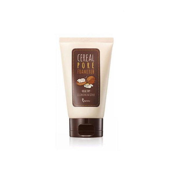 Some By Mi, Cereal Pore Foamcrub, Cleansing & Scrub, 100 Ml