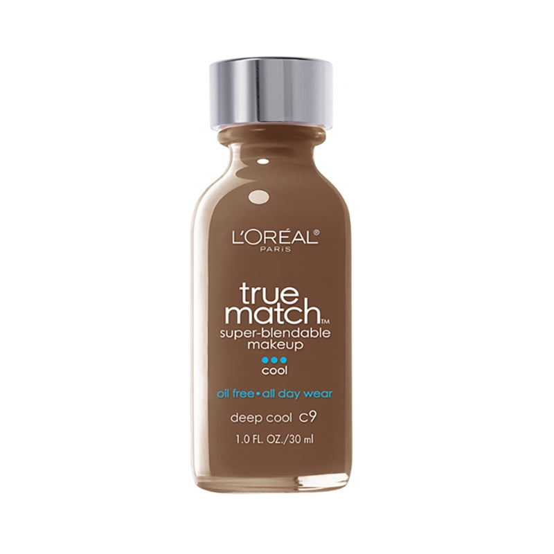 L'Oreal True Match Super Blendable Makeup - Deep Cool C9