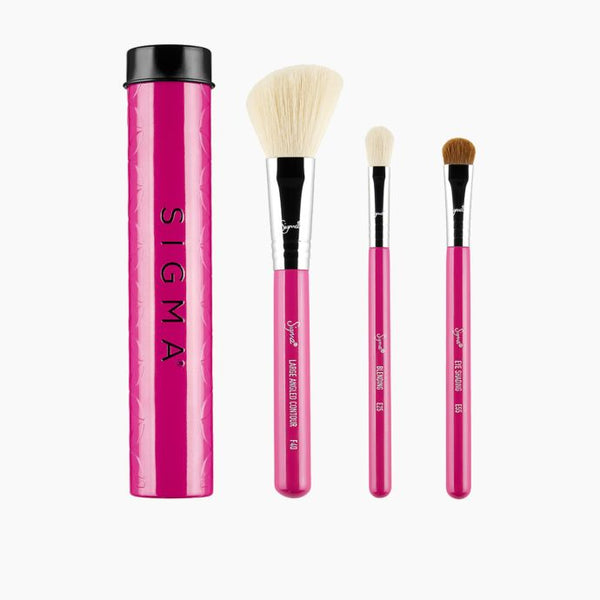 Sigma Beauty- Essential Trio Brush Set