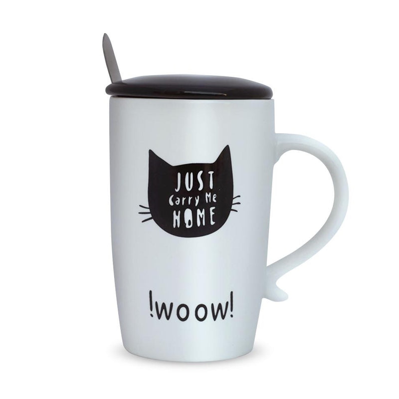 Just Carry Me Home Mug