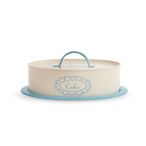 Metal Cake Tin - Small -