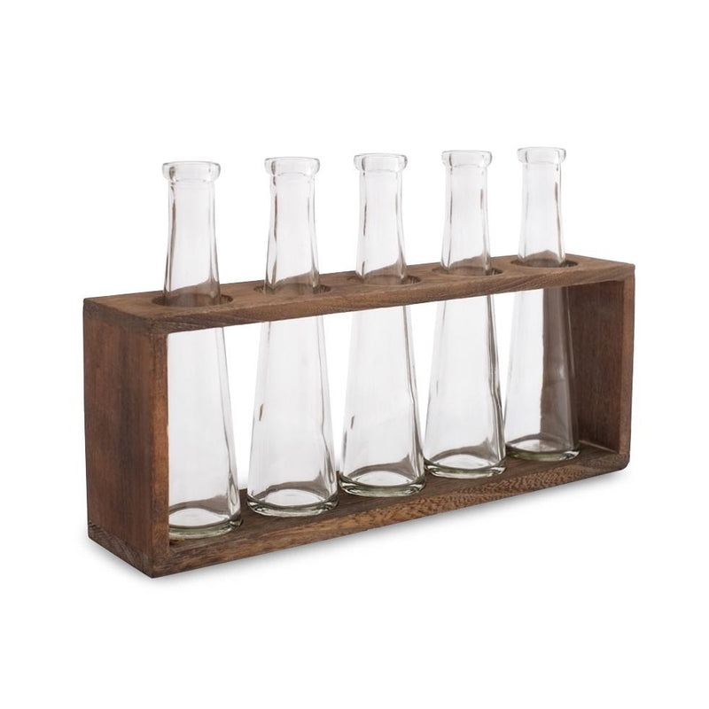 Vases Wooden Stand