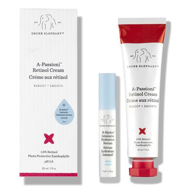 Drunk Elephant A-Passioni Retinol Cream Midi ( 10Ml )
