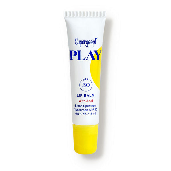 Supergoop! Play lip balm SPF 30 in mint