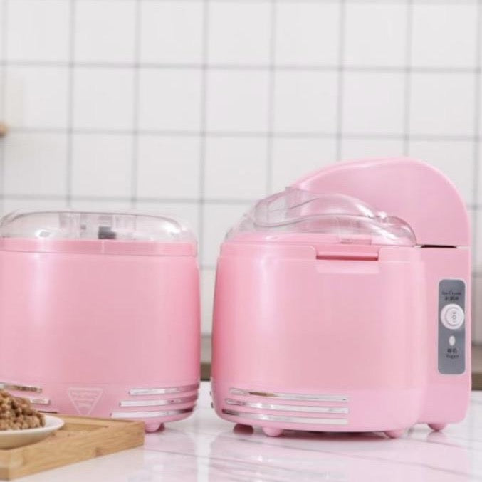 Party Retro Ice-Cream Maker