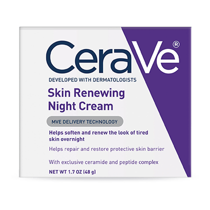 CeraVe Skin Renewing Night Cream 1.7 oz( 48 g )