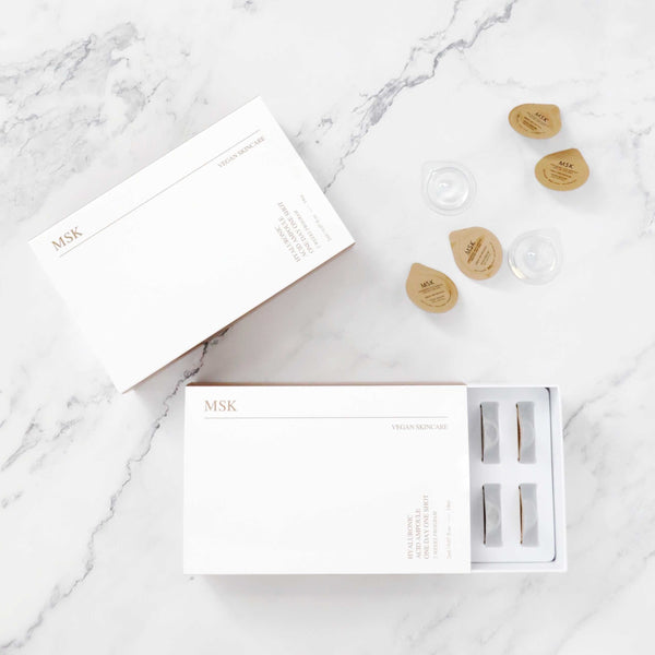 MSK - hyaluronic ampoules