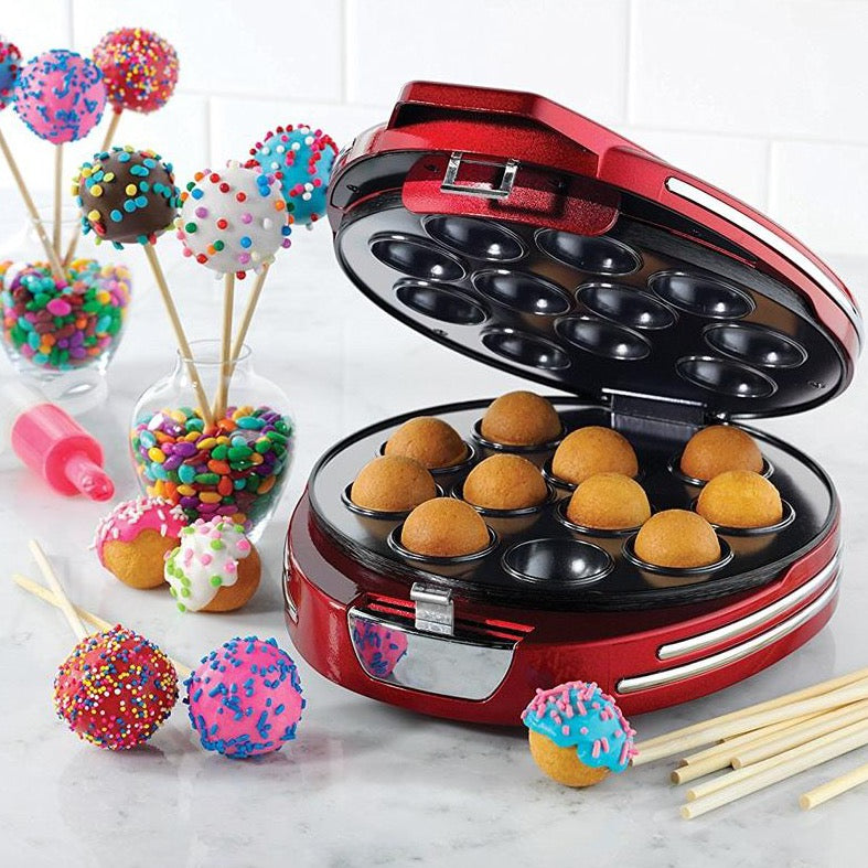 Nostalgia Retro Series Cake Pop & Donut Hole Maker