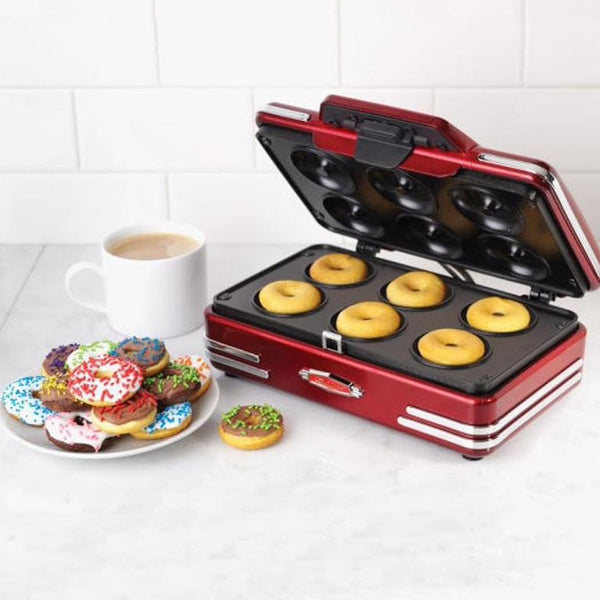 Nostalgia Electrics Mini Donut Maker