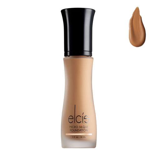 Elcie Micro Silque Foundation - Natural