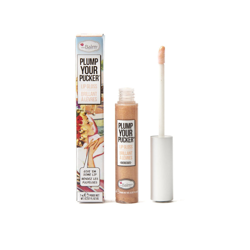 The Balm - Plump Your Pucker (Overstate)