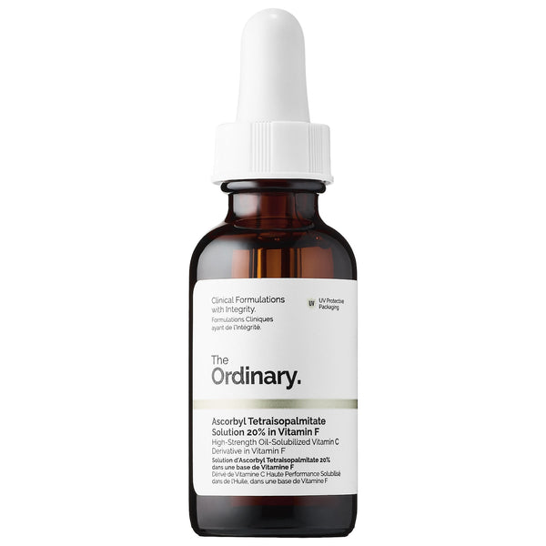 The Ordinary Ascorbyl Tetraisopalmitate Solution 20% In Vitamin F ( 30Ml )