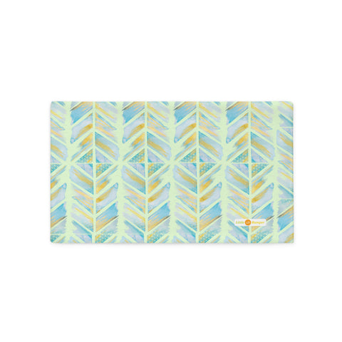 Little Bumper Chevron Pillow Case
