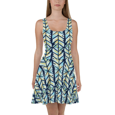 Image of Little Bumper Skater Dress