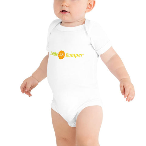Little Bumper 3-6m Little Bumper Baby short sleeve one piece