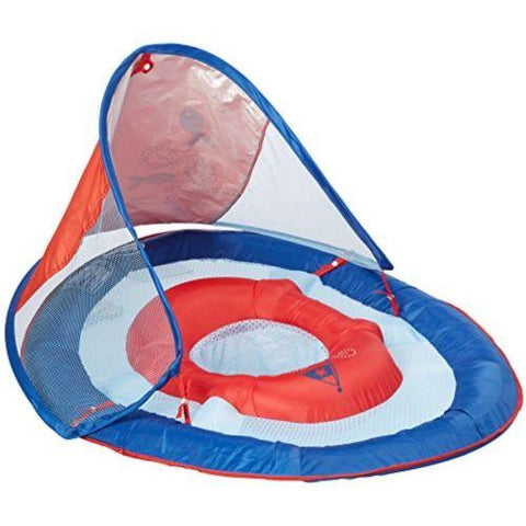 Little Bumper Baby Accessories Float Canopy Boat for Babies 9-24 Months