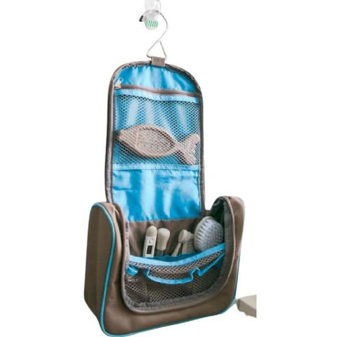 Image of Little Bumper Baby Accessories Little Bumper Baby Healthcare Grooming Bath Set with Storage Bag