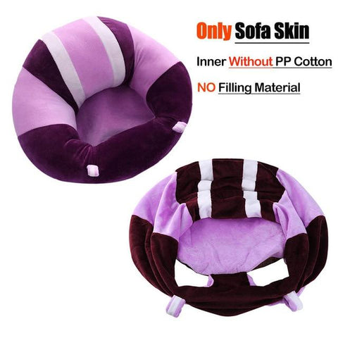 Image of Little Bumper Baby Accessories United States / Cover 05 Baby Sofa Support Seat Cover Plush Chair