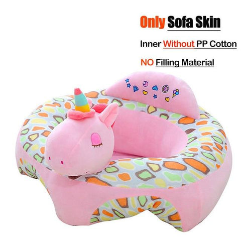 Image of Little Bumper Baby Accessories United States / Cover 17 Baby Sofa Support Seat Cover Plush Chair