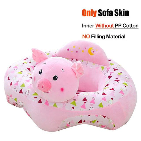 Image of Little Bumper Baby Accessories United States / Cover 19 Baby Sofa Support Seat Cover Plush Chair