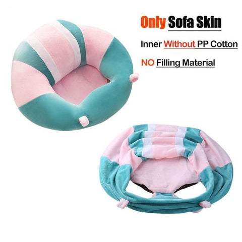 Image of Little Bumper Baby Accessories United States / Cover 23 Baby Sofa Support Seat Cover Plush Chair