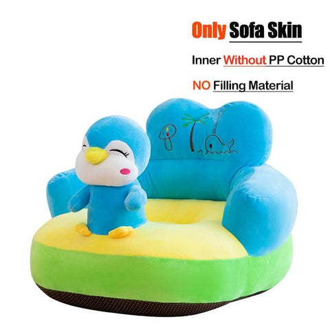Image of Little Bumper Baby Accessories United States / Cover 25 Baby Sofa Support Seat Cover Plush Chair