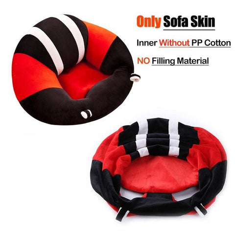Image of Little Bumper Baby Accessories United States / Cover 27 Baby Sofa Support Seat Cover Plush Chair