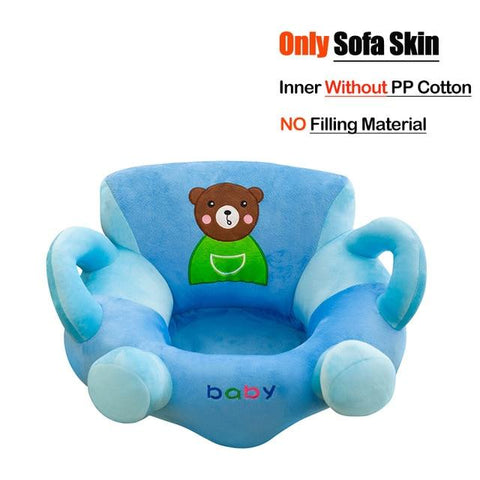 Image of Little Bumper Baby Accessories United States / Cover 31 Baby Sofa Support Seat Cover Plush Chair