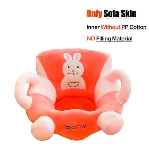 Image of Little Bumper Baby Accessories United States / Cover 32 Baby Sofa Support Seat Cover Plush Chair