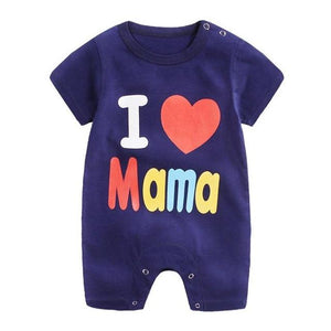 Little Bumper Baby Clothes 10 / 3M-Height 55-60cm Romper Short Sleeve  Unisex Baby Clothes