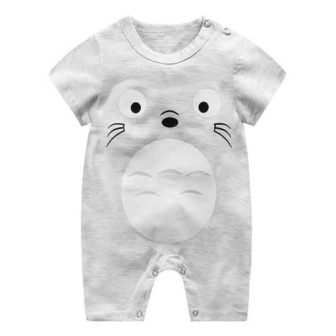 Image of Little Bumper Baby Clothes 14 / 6M-Height 60-65cm Romper Short Sleeve  Unisex Baby Clothes